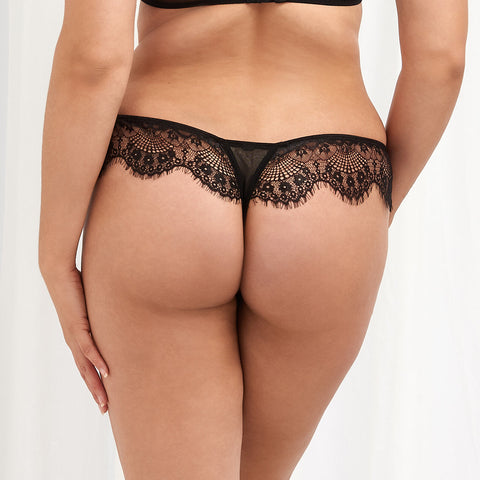 Marina Thong Black