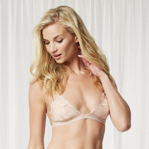 Lyra Bra Rose Dust