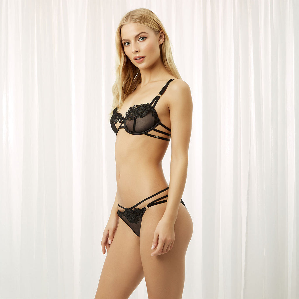 Julienne Brief Black