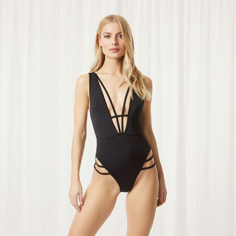 Sargasso Swimsuit Black