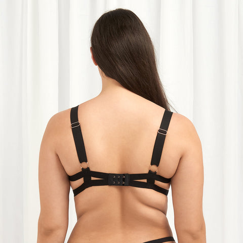 Orion Bra Black