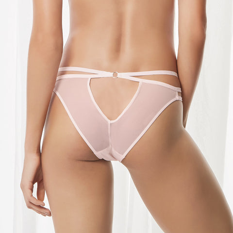 Julienne Brief Pale Pink