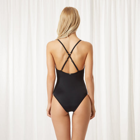 Arta Swimsuit Black