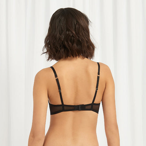 Marseille Bra Black