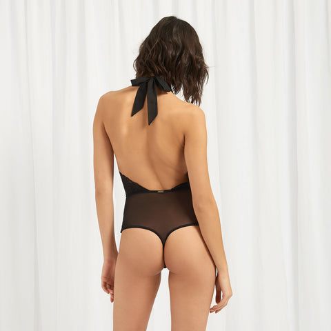 Genevieve Body Black