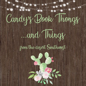 Candy's Book Thongs