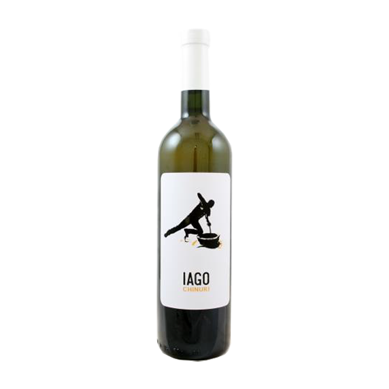 Chinuri Skin Contact Qvevri No.5, Iago Bitarishvili  2018 - SipWines Shop