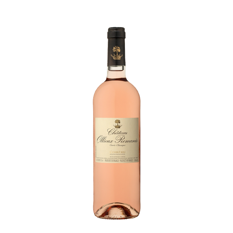 Corbieres Rose, Chateau Ollieux-Romanis  2018 - SipWines Shop
