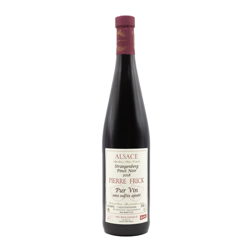 Pinot Noir Strangenberg, Domaine Pierre Frick  2019 - SipWines Shop