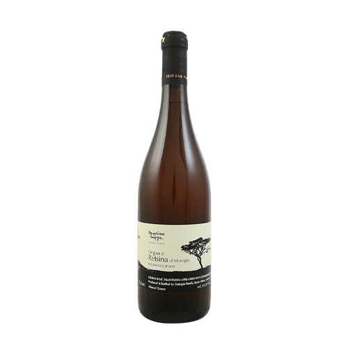 Retsina of Mesogia, Georgas Family  2018 - SipWines Shop