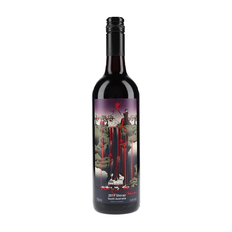 Samurai Shiraz, Free Run Juice  2019 - SipWines Shop