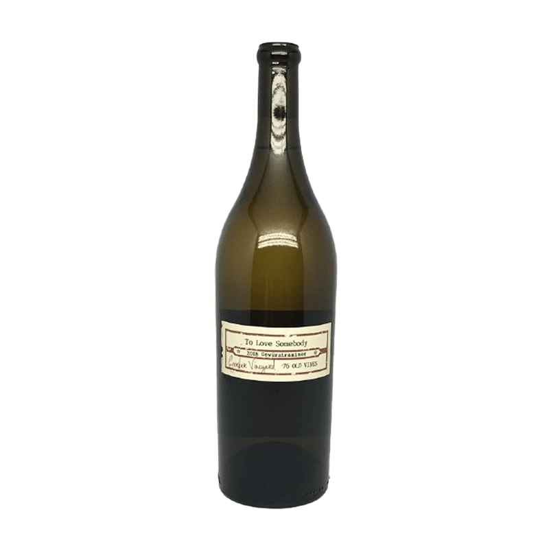 To Love Somebody Gewurztraminer, Ovum Wines  2018