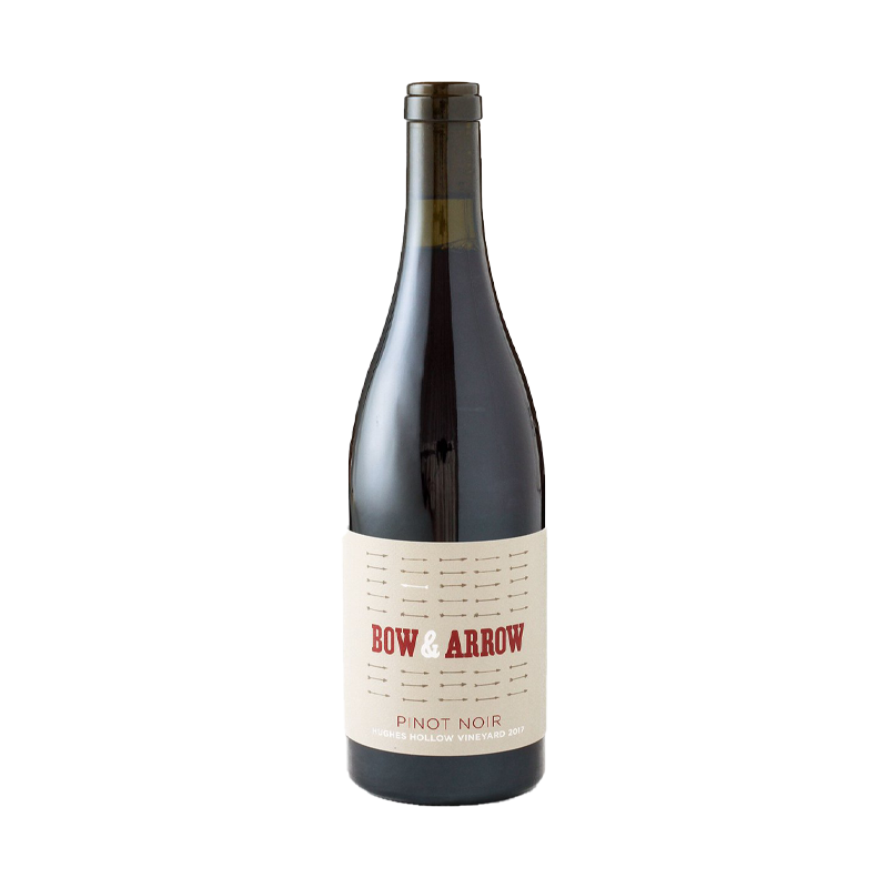 Hughes Hollow Pinot Noir, Bow & Arrow 2015 - SipWines Shop