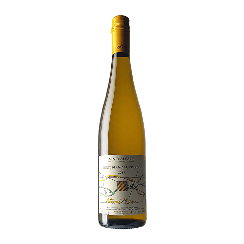 Pinot Blanc Auxerrois, Domaine Albert Mann  2018 - SipWines Shop