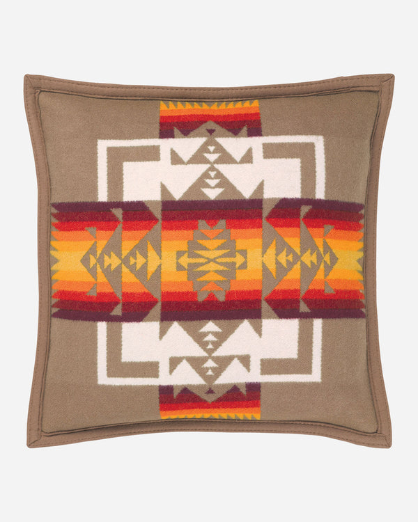 Chief Joseph Pillow Khaki