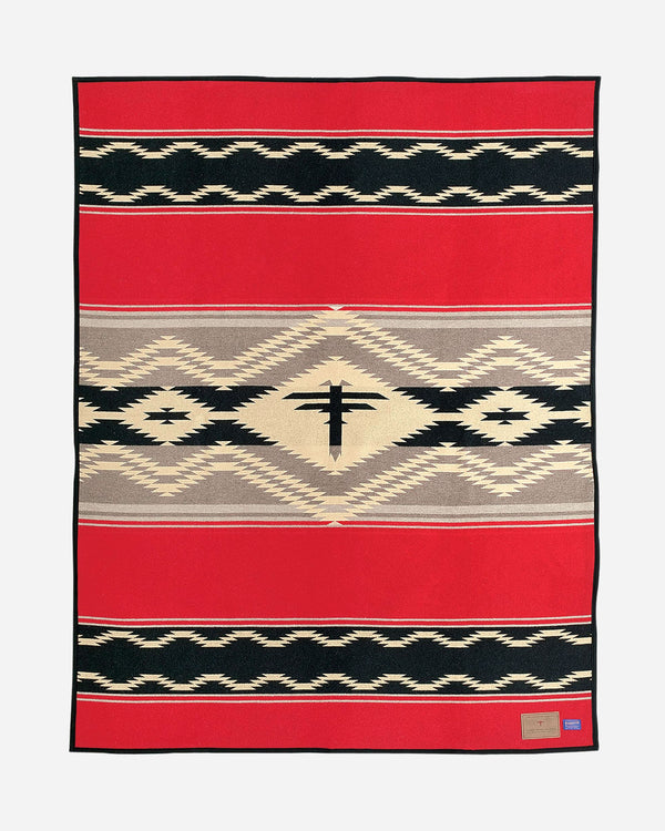 College Fund Navajo Water Blanket