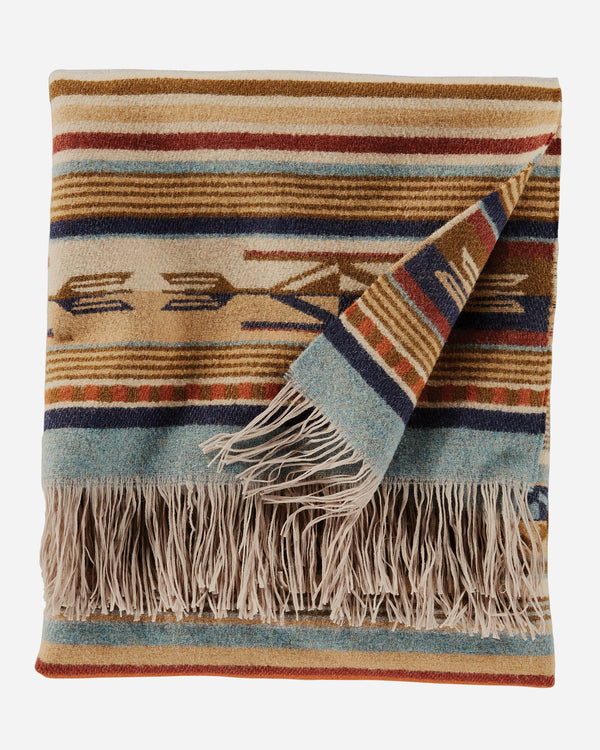 Chimayo Throw Harvest