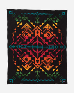 Shared Spirits Legendary Blanket