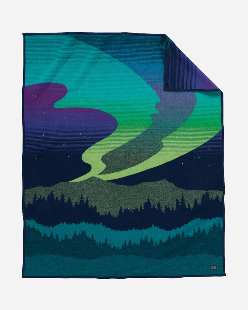 Pendleton Northern Lights Jacquard Blanket | Pendleton Australia