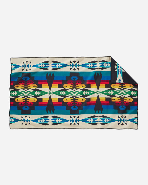 Tucson Saddle Blanket Black