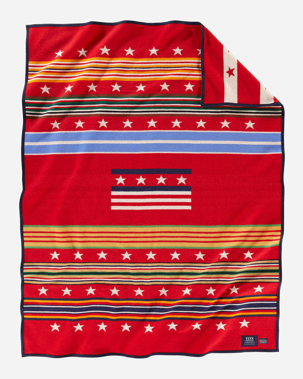Grateful Nation 2019 Blanket