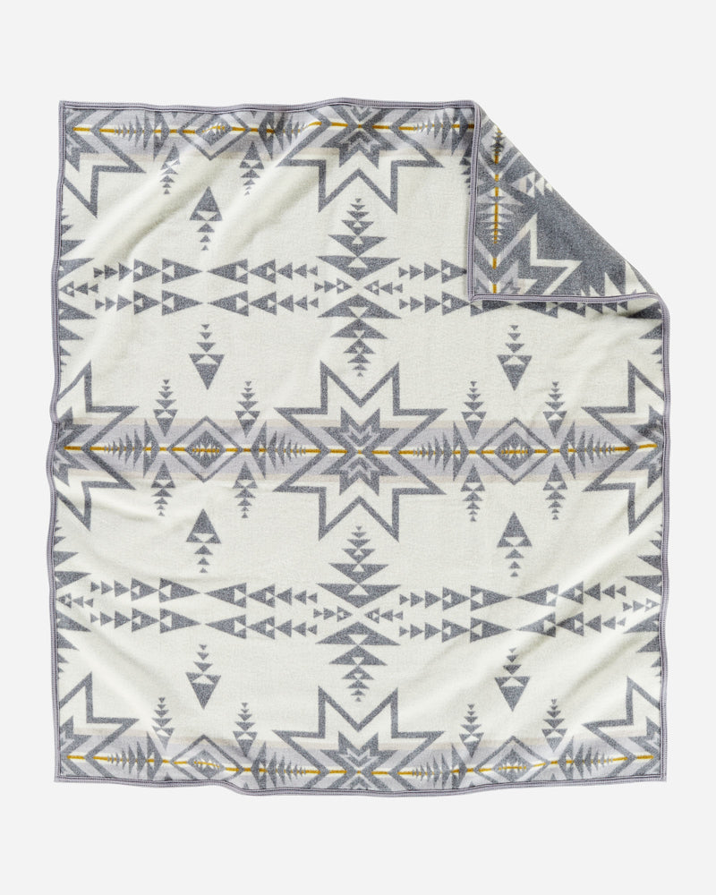 Jacquard Napped Blanket Plains Star