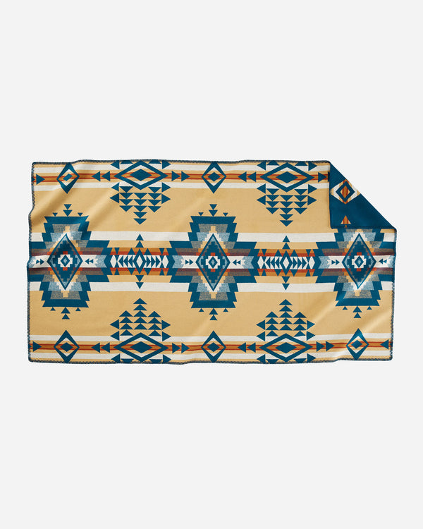 Saddle Blanket Rock Point Blue