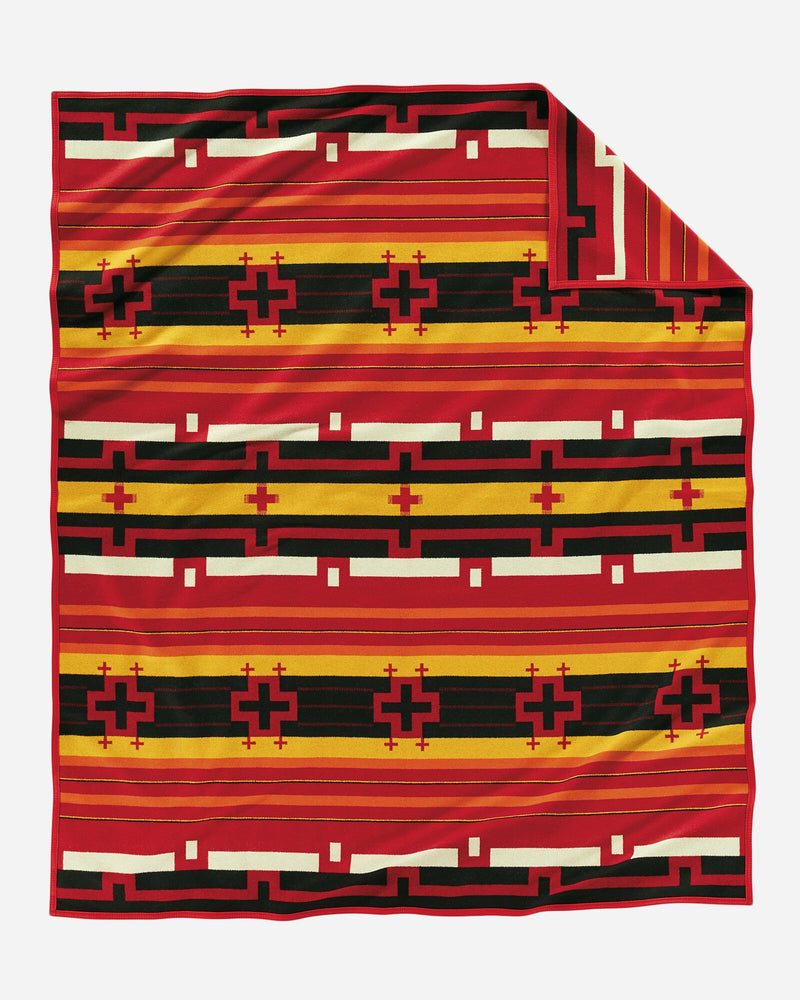 Preservation Series Navajo Child's Blanket