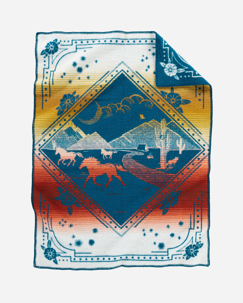 Wind Riders Blanket