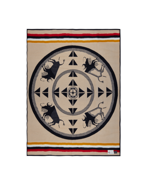 Buffalo Nation Blanket