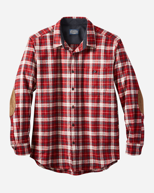 Trail Shirt Red Plaid