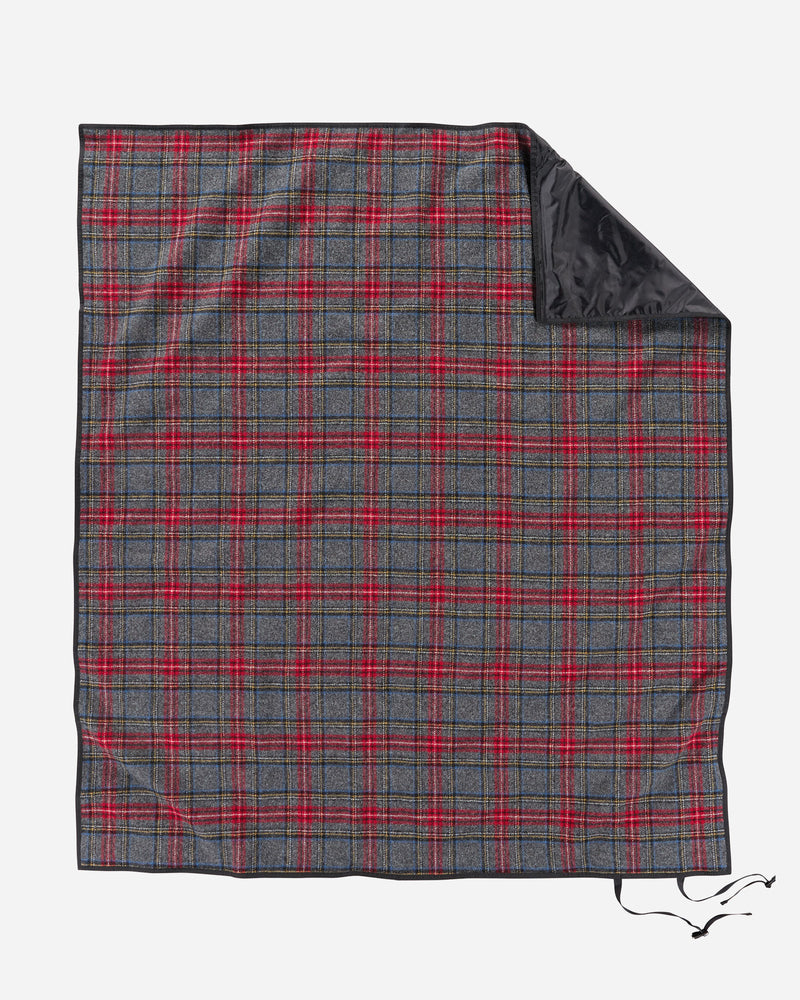 Roll-Up Blanket Charcoal Stewart