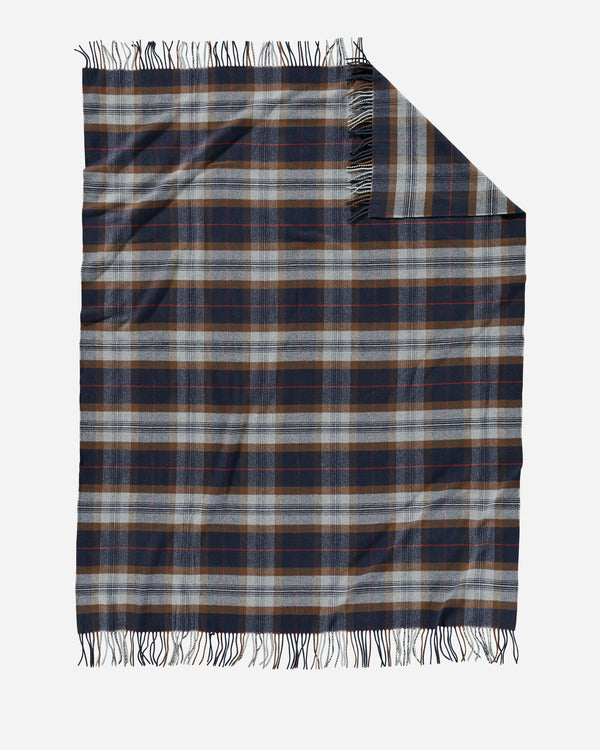 5th Avenue Throw Ecliptic Plaid