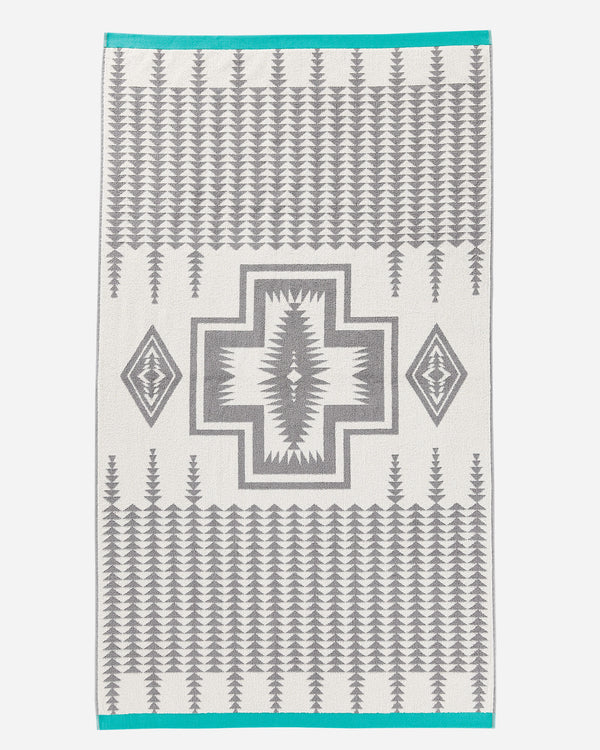 Harding Beach Towel Grey