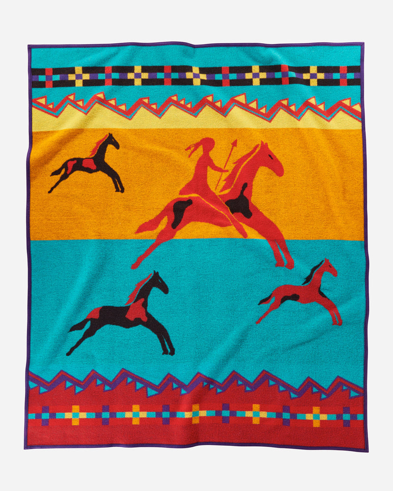 Celebrate the Horse 2019 Blanket