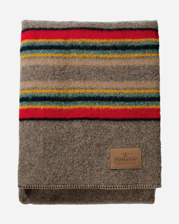 Yakima Blanket with Carrier Mineral Umber