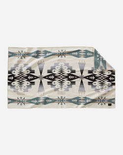 Tucson Saddle Blanket Ivory