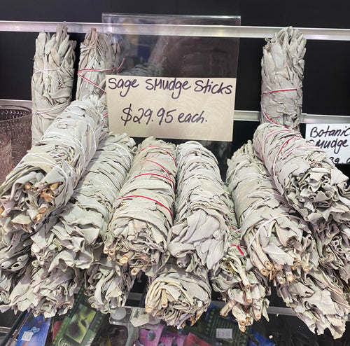Large sage smudge sticks