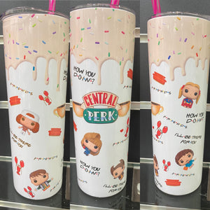 FRIENDS - 20oz hot & cold drink tumbler