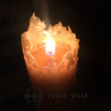 Load image into Gallery viewer, Malena Candle by Frank Wrap