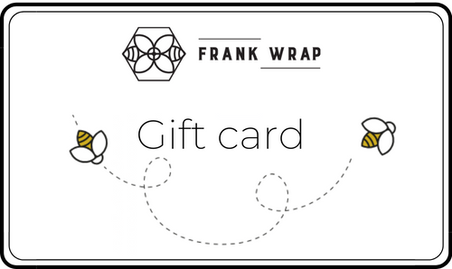 Frank Wrap Gift Card