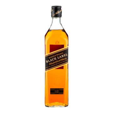 JOHNNIE WALKER BLACK LABEL 750 ML