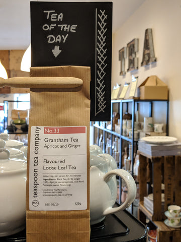 Grantham Tea, Tea of the Day