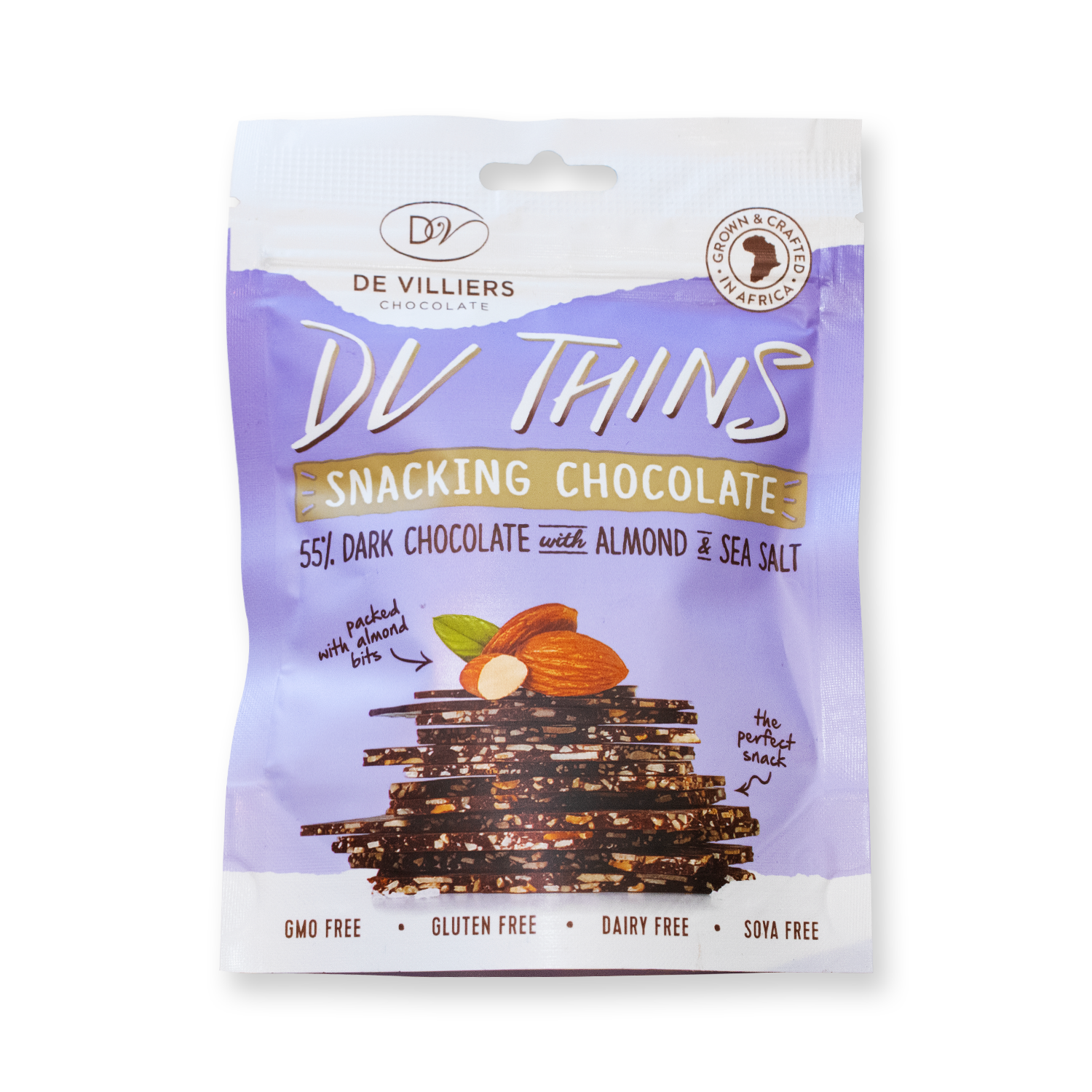 Almond & Sea Salt Thins