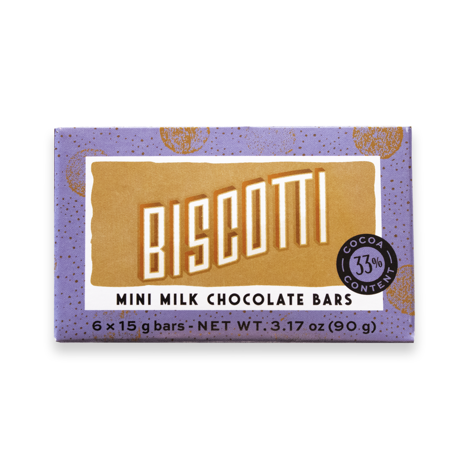 Mini Bar Pack Biscotti