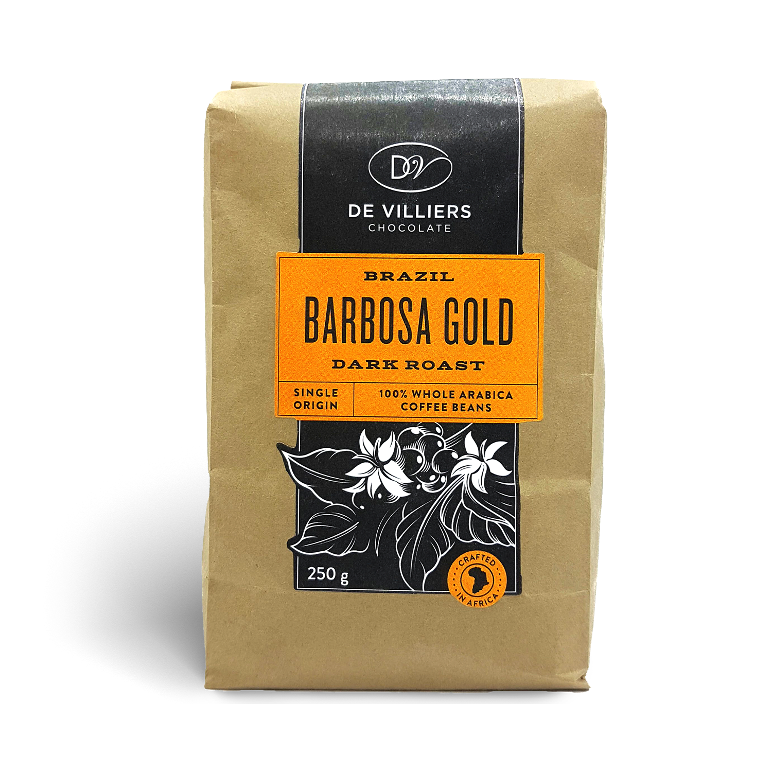 Brazil Barbosa Gold Coffee Beans