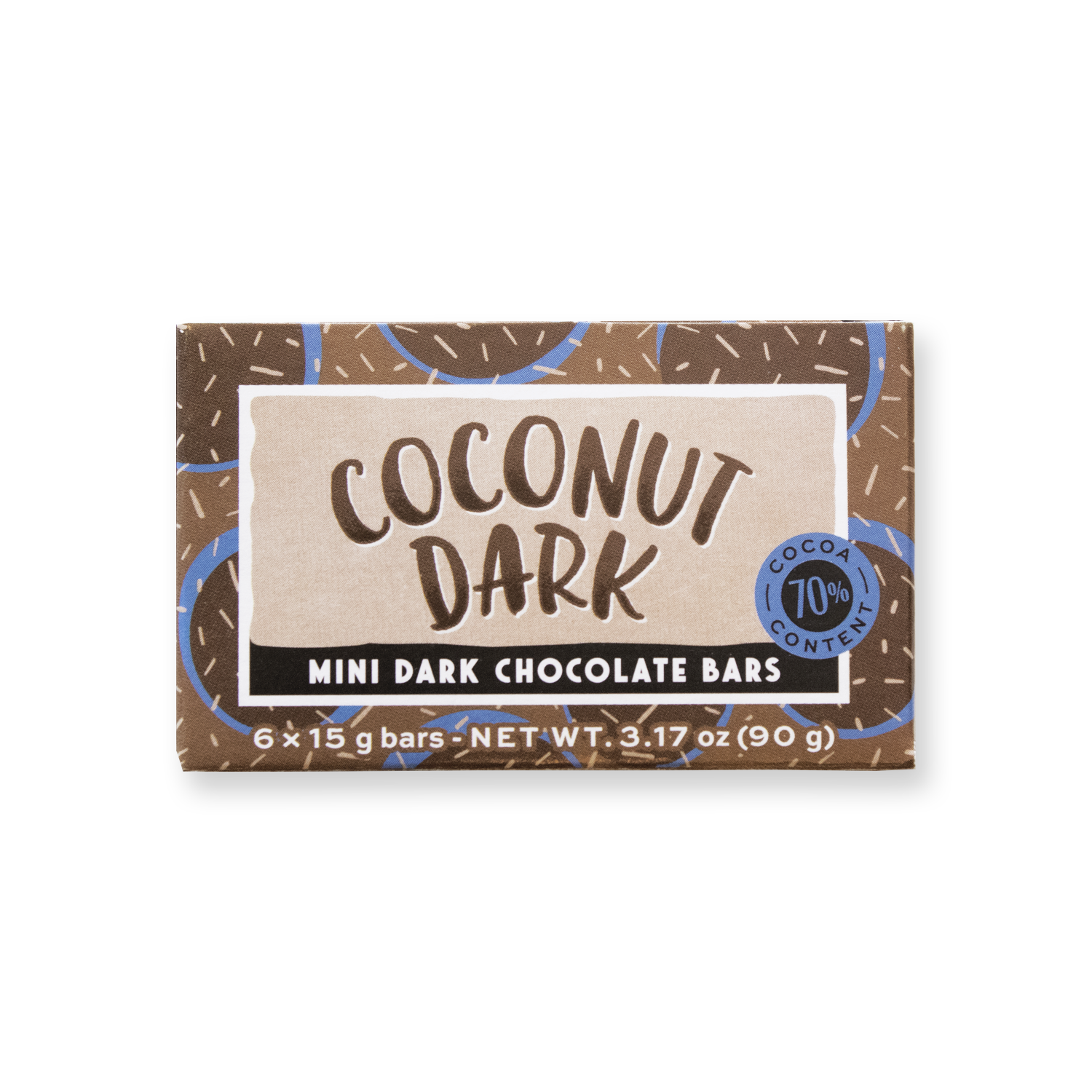 Mini Bar Pack Coconut Dark