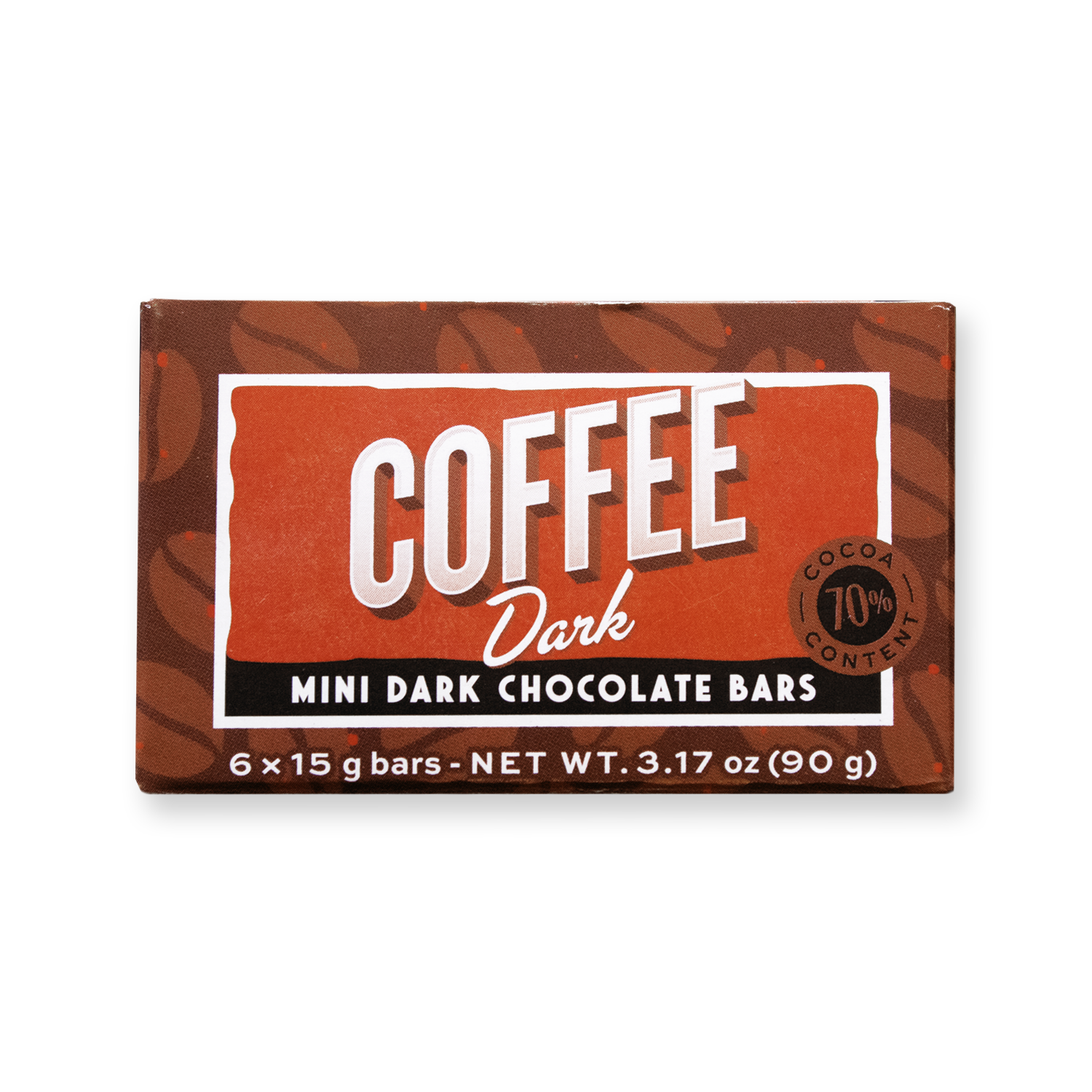 Mini Bar Pack Coffee Dark
