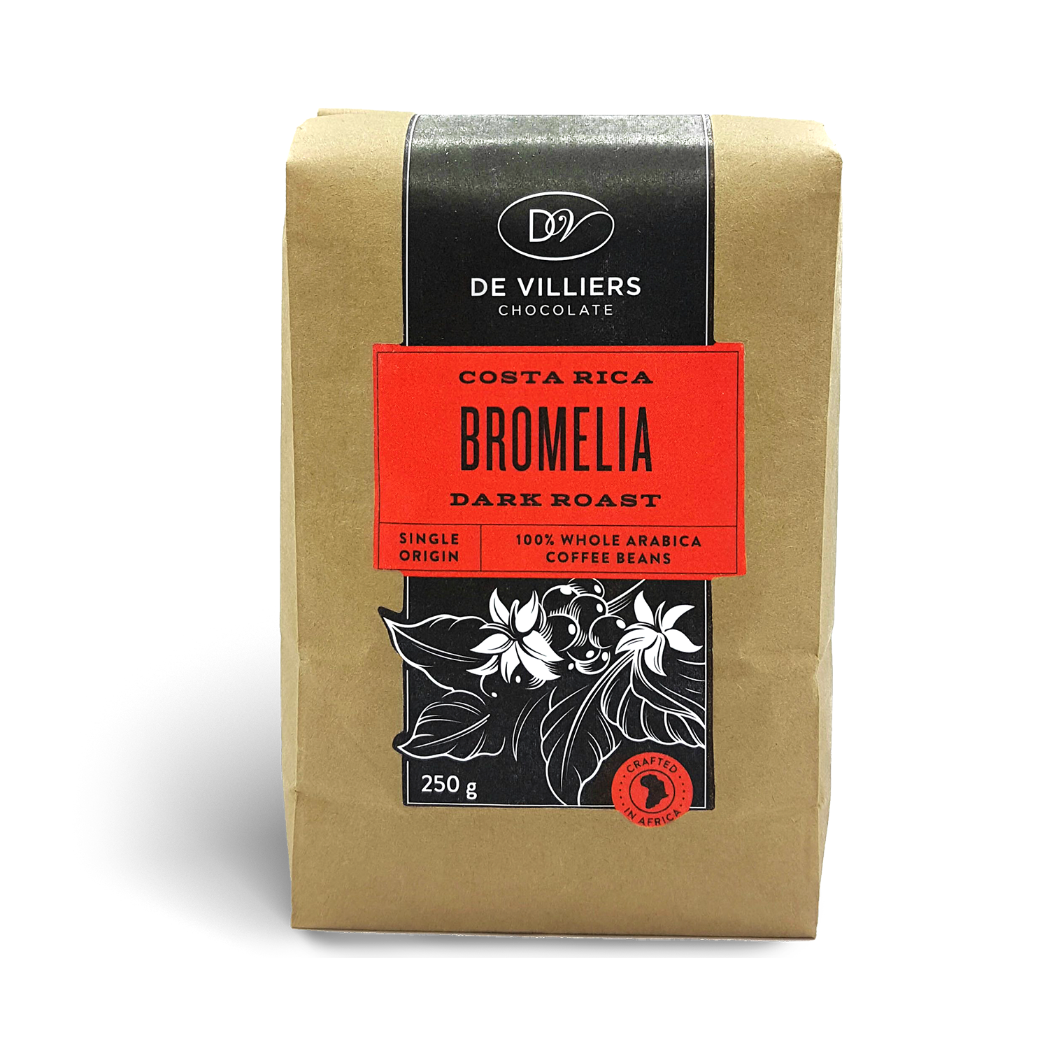COSTA RICA BROMELIA ROASTED COFFEE BEANS