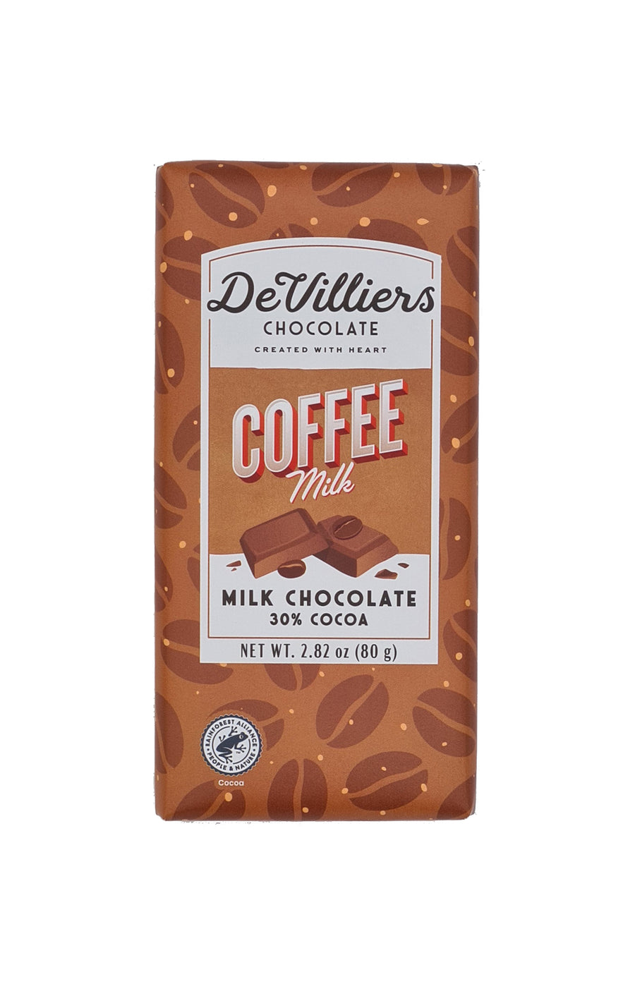 Coffee Milk - De Villiers Chocolate